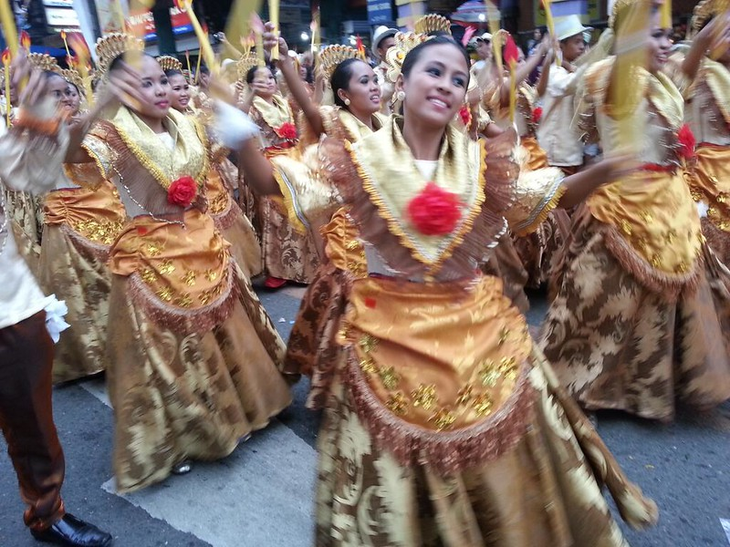 Apas National School dancers  (Photo by Jean Mondoñedo-Ynot)