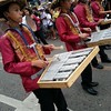 Men in xylophone, of Apas National School.  (Photo by Jean Mondoñedo-Ynot)