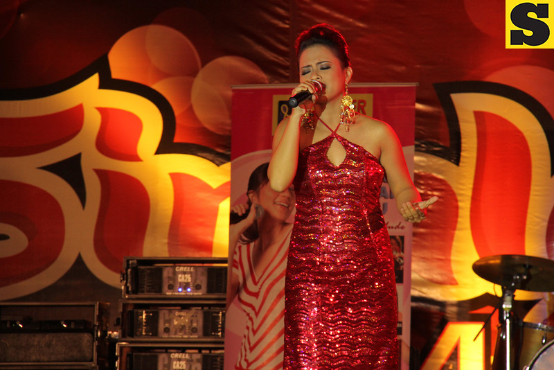 "Sinulog Idol Season 5 first runner-up Sheila Mae ""Shey"" Bucog. (Photo by Daryl D. Anunciado)"