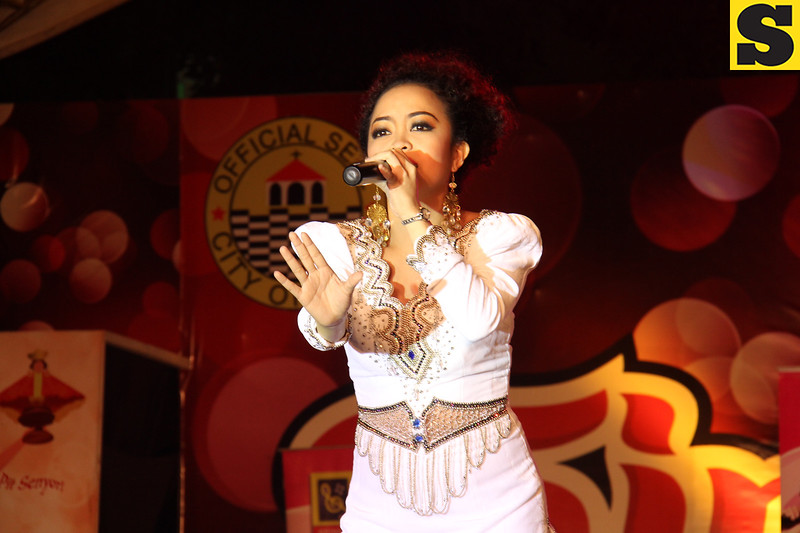 "Sinulog Idol Season 5 finalist Ruthsel ""Rush"" Cano. (Photo by Daryl D. Anunciado)"