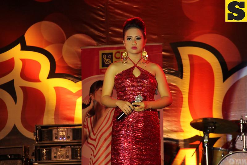 """Sinulog Idol Season 5 first runner-up Sheila Mae """"Shey"""" Bucog. (Photo by Daryl D. Anunciado)"""