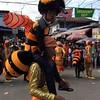 Performers of Tribu Buyoganon. (Photo by: Daryl Anunciado/Sunnex)