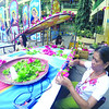 Flowers for Sinulog sa Kabataan contingents