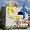 Cebu Provincial Government float during Sinulog 2016