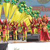 Tribu Kinaiyahan of San Nicolas Proper and Mambaling performs during Sinulog 2016