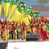 Tribu Kinaiyahan of San Nicolas Proper and Mambaling performs during Sinulog 2016