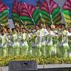 Pundok Mahugyawon of Pasil Elementary School performs during Sinulog 2016