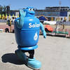Solane LPG mascot during Sinulog 2016