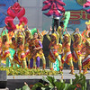 Tribu Ginatilanon of Ginatilan, Cebu performs during Sinulog 2016