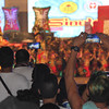 Crowd taking pictures of Sinulog 2016 performances