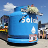 Solane LPG float during Sinulog 2016