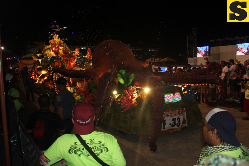 Efficascent Oil-IPI float during Sinulog 2016