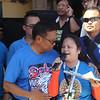 Vice President Jejomar Binay during Sinulog grand parade 2016