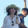 Bela Padilla onboard Ang Probinsyano float during Sinulog 2016