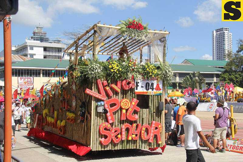 SSI float during Sinulog 2016