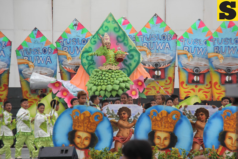 Pasil Elementary School - Sinulog sa Kabataan sa Dakbayan 2016 contingent