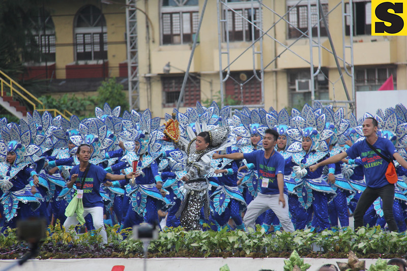 Mabolo National High School - Sinulog sa Kabataan sa Dakbayan 2016 contingent