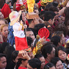 Sto Nino image wearing I Love Cebu shirt