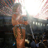 Sto Nino wearing orange robe