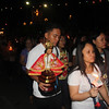 Sto Nino devotees join Walk with Jesus