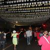 Sto Nino devotees singing Bato Balani