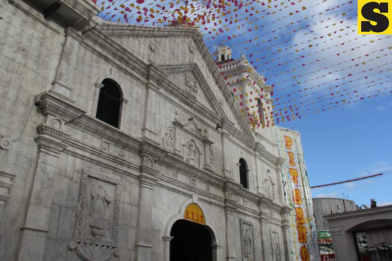 Basilica Minore del Sto. Nino in Cebu City, Philippines