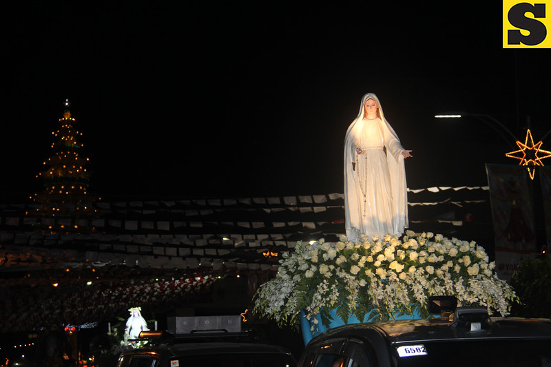 Our Lady, Mary of Mediatrix of all Graces join the Walk with Mary 2016