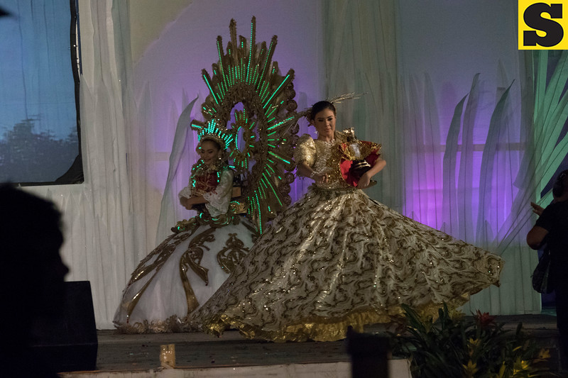 Anette Ybarita of Barangay Sapangdaku (Courtesy: Amado Cabaero)