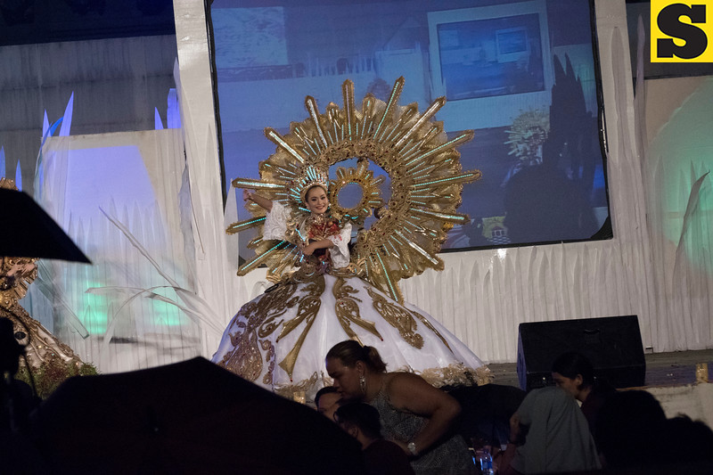 Marla Pino Alforque of Carcar City (Courtesy: Amado Cabaero)