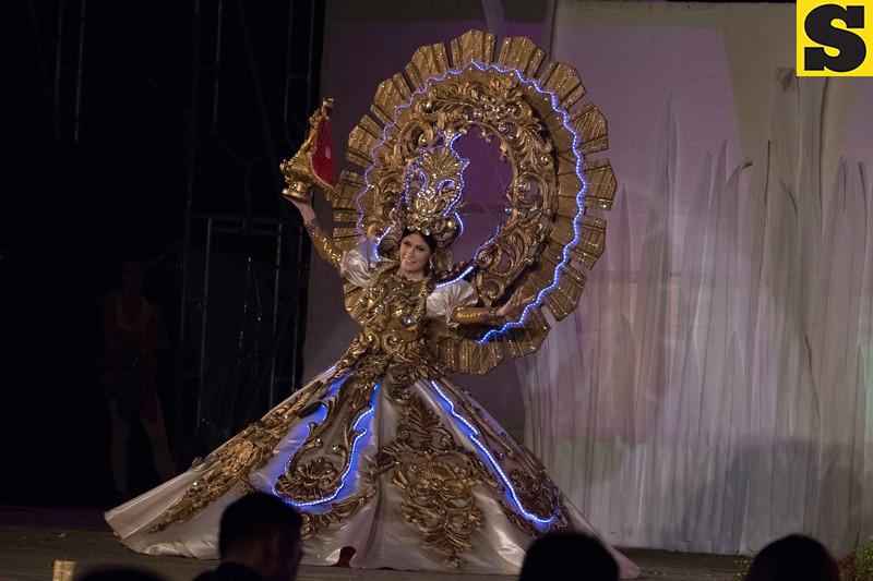 Luzenne Sanchez Jones of Barangay San Nicolas Proper (Courtesy: Amado Cabaero)