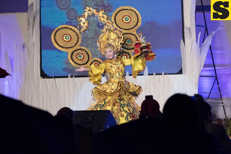 Marielle Nazarene Cortes of Lanao del Norte (Courtesy: Amado Cabaero)