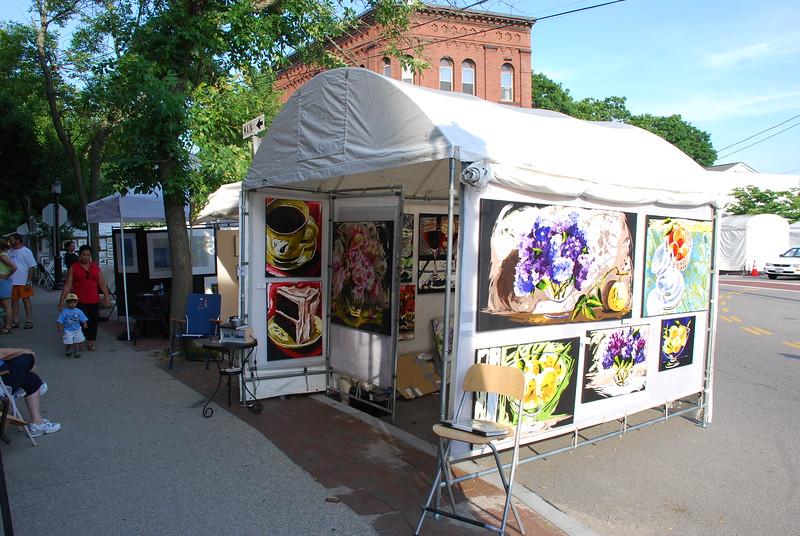 The Annual Wickford Art Festival