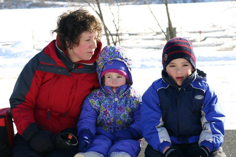 Alison, Rosie & Thomas