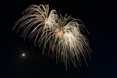 Feuerwerk Kunigundenfest 2017