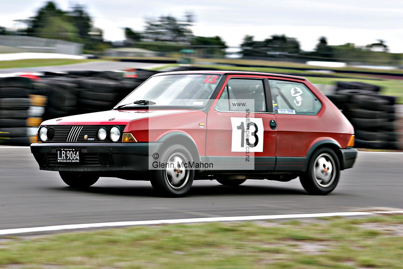Derek Batchelor Fiat 130 Abarth