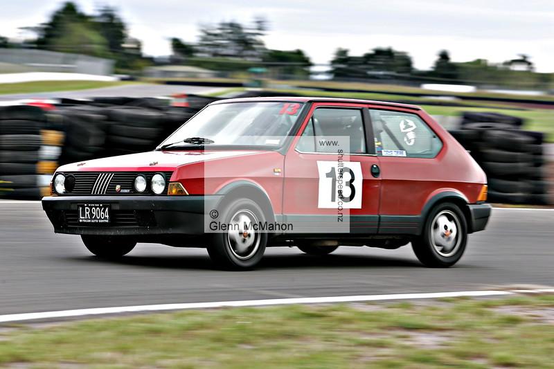 Derek Batchelor Fiat 130 Abarth