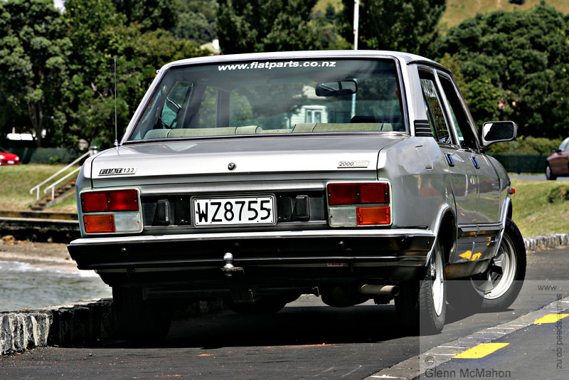 Glenn's Fiat 132 2000