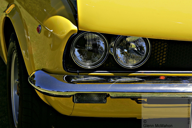Peter Bruce's stunning Fiat 124 BC Coupe
