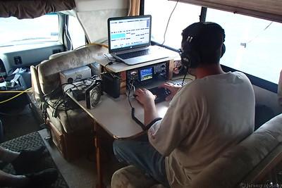 W0MR/K0AGF Field Day - SSB operating