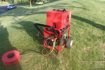 W0MR/K0AGF Field Day - VHF/SSB generator