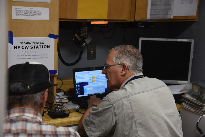 Santa Clara County Amateur Radio Association