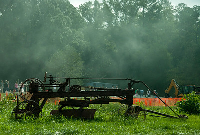VA, Field Day of the Past-2008-Antique Machinery