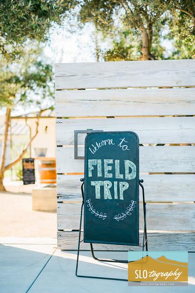 Field Trip Dinner ~ Biddle Ranch Vineyard