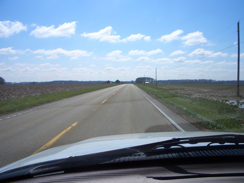 On 421 south to Madison.