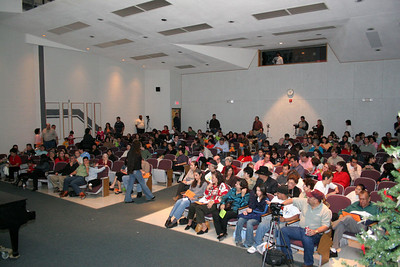Fiesta Infantil 2005 - LBJ High School 12-11-05
