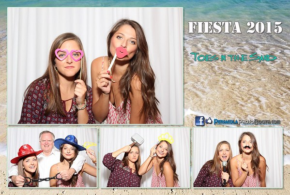 Fiesta of Five Flags - DeLuna Party 8-22-2015
