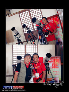 Canon Photo Marathon 2011 Vigan City By Erree's Photography (Ernie Mangoba) The LEN'S (800mm,500mm and 300mm 2.8) with Jhun Chua (Advertising Photographer)