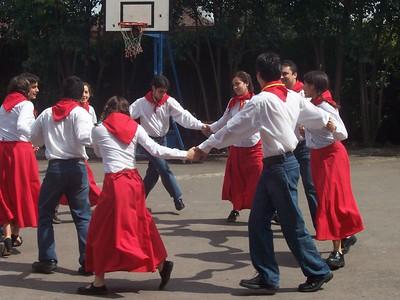 Fiestas Patrias 2005 en la ECLC