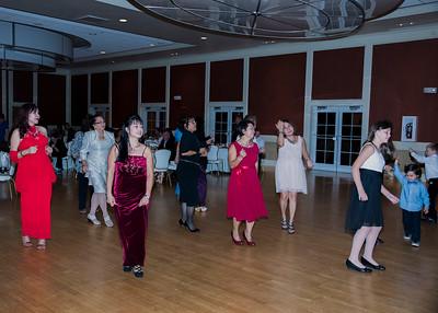 Ladies Dancing