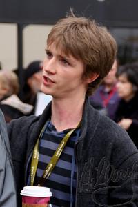 "Luke Eberl - 22 year old Director/screenwriter of ""Choose Connor"""